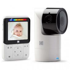 Видеоняня Kodak CHERISH C225 белый/черный