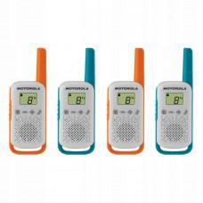 Комплект раций Motorola Talkabout T42 Quad