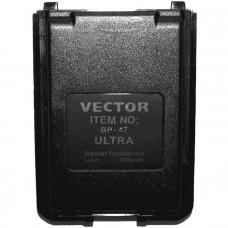Аккумулятор  Vector BP-47 ULTRA