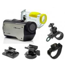 Экшн камера Midland XTC-205 + комплект креплений