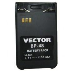 Аккумулятор  Vector BP-48