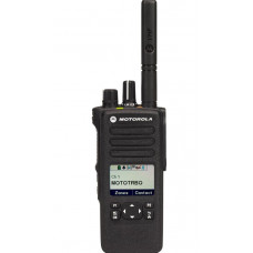 Радиостанция  Motorola DP4601E PBER302FE 136-174МГц, 1000 кан