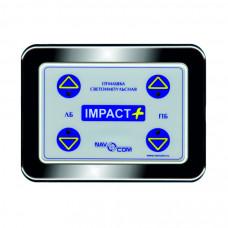 """Системный блок отмашки """"Импульс-12"""" (исполнение 2) IMPACT (с пультом и кабелем) + 10-14V"""
