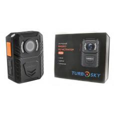Нагрудный видеорегистратор TurboSky XZA
